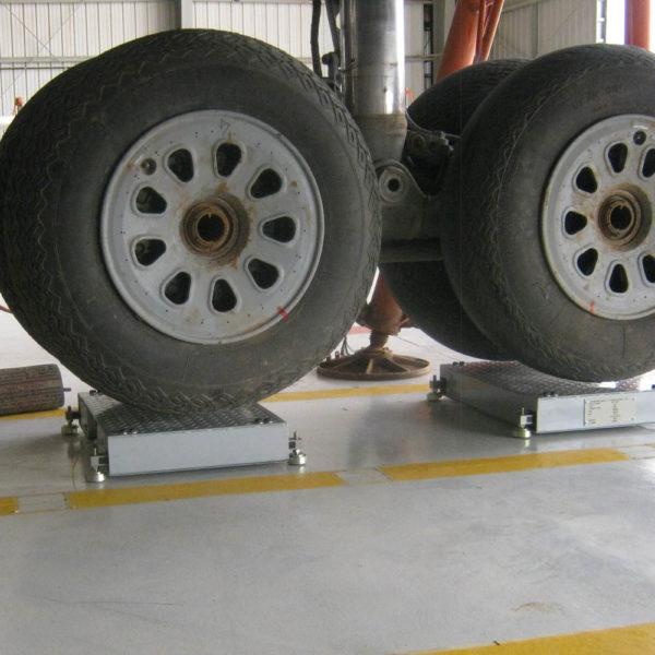 Авиационные платформенные весы ВАТ-40РП