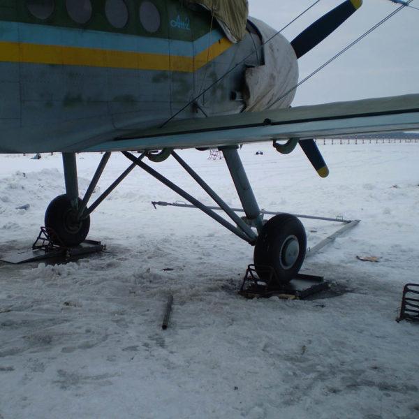 Авиационные платформенные весы ВАТ-4РП