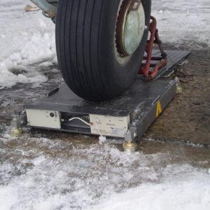 Авиационные платформенные весы ВАТ-4РП рис1