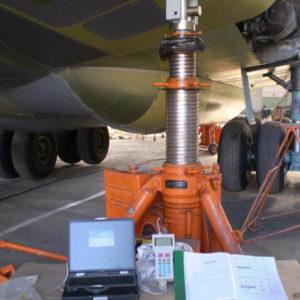 Авиационные стоечные весы ВАТ-130Р с радиоканалом